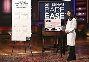 Bare Ease Shark Tank