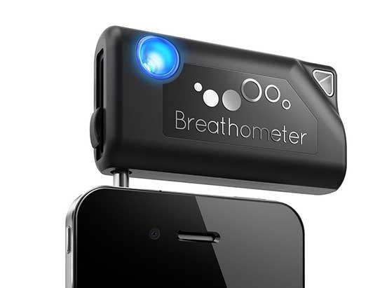 Breathometer Smartphone Breathalyzer Review, Updates & Show