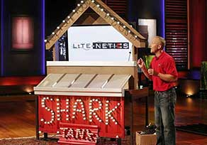 Lite Netics Shark Tank