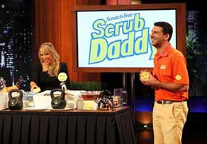 Scrub Daddy Shark Tank