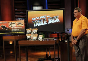 Table Jack on Shark Tank