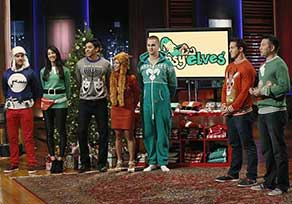 Tipsy Elves Shark Tank