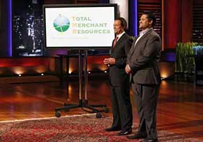 Total Merchant Resources Shark Tank